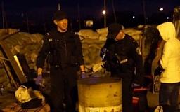 В Одессе на блокпост бросили гранату. Семеро пострадавших