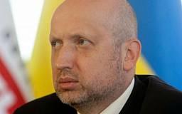 «Россия координирует убийц на востоке Украины». Вчера Александр Турчинов выступил с обращением