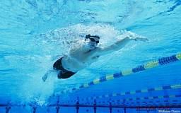 Криворожские пловцы достойно выступили на чемпионате Украины в Харькове
