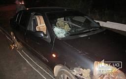 Милиция просит откликнуться свидетелей ДТП в Кривом Роге