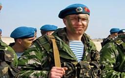Воинские части на Днепропетровщине нуждаются в добровольцах