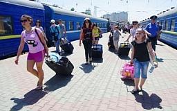 В Кривой Рог пересилилось более 1000 семей с востока Украины и Крыма