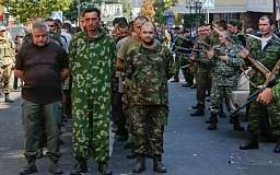 Сегодня произойдет первый обмен пленными между Киевом и сепаратистами