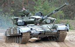 Нацгвардия получила партию отечественных танков