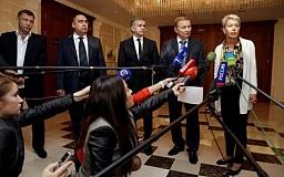 Переговоры в Минске. Согласован меморандум из девяти пунктов