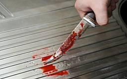В Кривом Роге парня ударил ножом в живот сожитель матери
