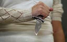 Под Кривым Рогом женщина зарезала мужа из-за его злоупотребления спиртным