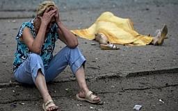 Луганчане создали реестр погибших среди мирного населения