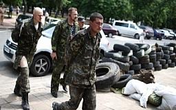 Из плена террористов освобождены еще 10 бойцов