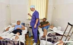 Данные о всех раненых в зоне АТО занесут в единый реестр