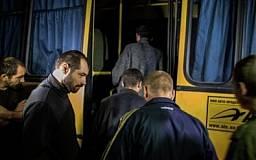 Под Донецком обменяли пленных. Есть криворожане
