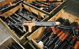 Объявлено об увеличении денежного вознаграждения за сданное оружие