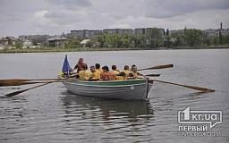 В Кривом Роге состоялись соревнования юных казаков «Джура»
