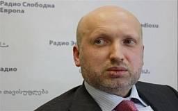 Милиция будет усилена за счет украинских патриотов, - Турчинов