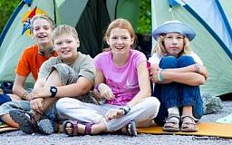 На детскую оздоровительную кампанию-2014 в Днепропетровской области предусмотрено более 88 млн грн