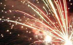 В новогоднюю ночь в Кривом Роге ракета залетела на балкон и едва не сожгла квартиру