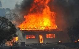 Криворожанин заживо сгорел на собственной даче