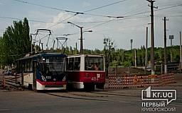 Кривой Рог купит новые трамваи и троллейбусы