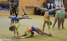 В Кривом Роге будет проходить чемпионат по акробатике