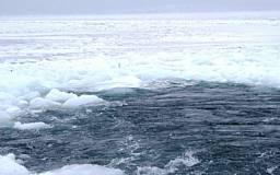 Осторожно, лед! Криворожская пресс-служба ГСЧС дает руководство, как не уйти под воду