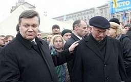 Янукович принял отставку Кабмина Азарова