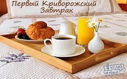 «Первый Криворожский Завтрак». Молочный суп с лапшой