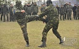 В Кривом Роге состоялись молодежные казацкие соревнование «Джура»