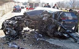 За сутки на дорогах области погибли два человека