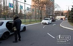 В Кривом Роге обезвредили опасного преступника, угрожавшего гранатой