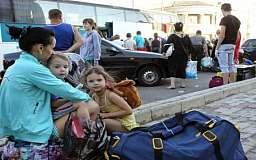 Каждый сотый гражданин Украины - вынужденный переселенец (ИНФОГРАФИКА)