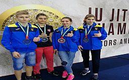Мировой триумф криворожан на Чемпионате по джиу-джитсу