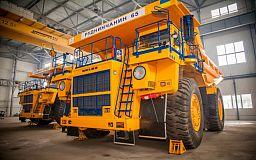 Южный ГОК инвестировал в обновление горной техники 63 млн гривен