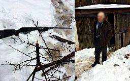 Семейный конфликт в Кривом Роге: мужчина бегал с оружием вокруг жилого дома