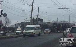 Внимание! Из-за неработающего светофора в Кривом Роге образовываются «пробки»