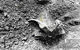 В Кривом Роге взорвали снаряд времен Второй мировой войны