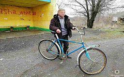 Под Кривым Рогом мужчина собирался «долго гнать» краденый велосипед