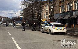 Патрульные Кривого Рога снова взялись за Почтовый проспект