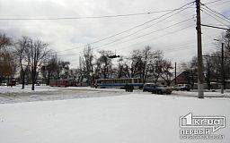 В Кривом Роге из-за аварии временно не ходят трамваи