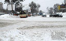 Погода в Кривом Роге. 23 марта туман съест снег