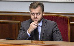 Костянтин Усов показав свою декларацію за 2017 рік