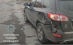 ДТП в Кривом Роге: грузовик врезался в кроссовер