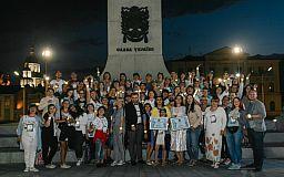 Криворожские учителя приняли участие в установлении национального рекорда в Харькове во время EdCamp Ukraine 2018