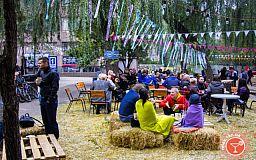 В субботу криворожан ждут джаз на крыше, фестиваль искусства и еды