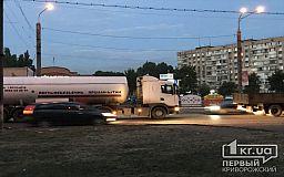Внимание! Ограничено движение грузовых авто в Днепропетровской области