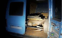Передумали: неизвестные в Кривом Роге оставили авто с металлом без присмотра