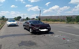 Результат бездействия: в Кривом Роге снова ДТП на опасном пешеходном переходе