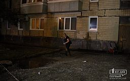 В криворожской многоэтажке во время взрыва пострадал ребенок