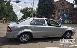 Во время ДТП возле криворожского автовокзала пострадала женщина