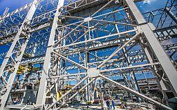 «АрселорМиттал Кривой Рог» приступает к завершающему этапу строительства двух новых МНЛЗ