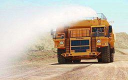 Инновации в пылеподавлении: Северный ГОК приобрел большие «поливалки» в карьеры